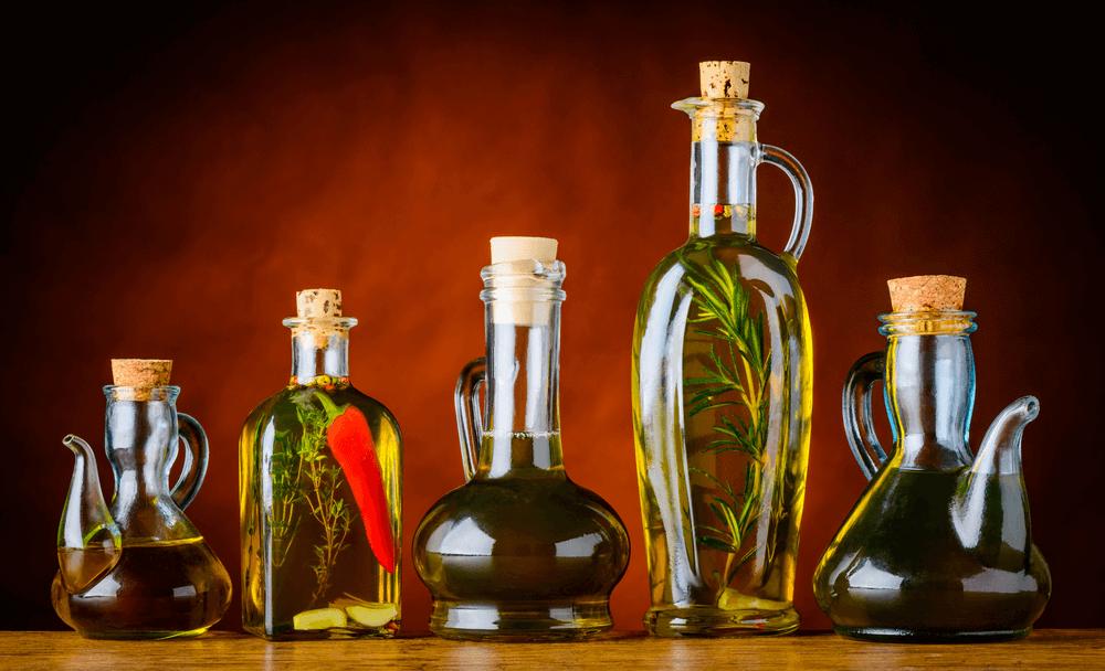 onde encontrar oleos vegetais
