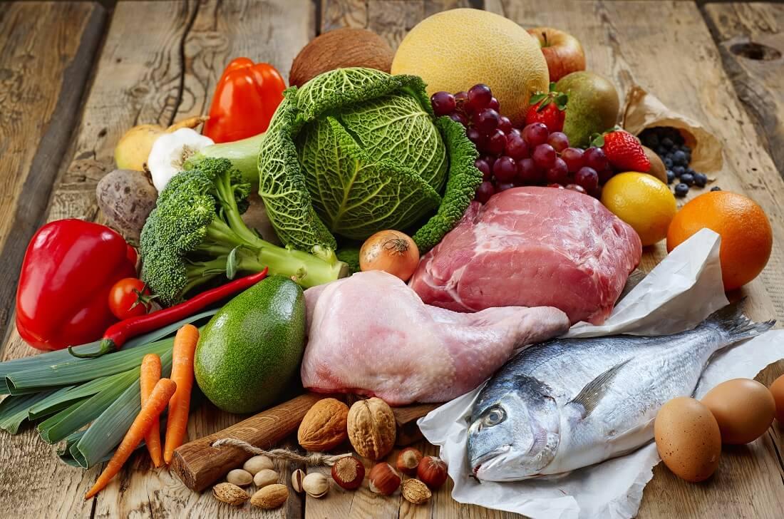 o que é dieta paleolítica
