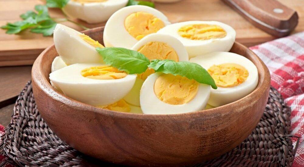 dieta do ovo cozido 7 dias